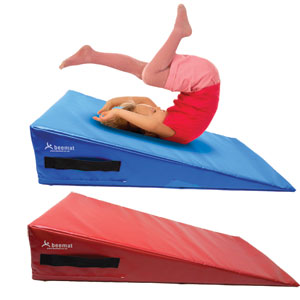 Beemat Gymnastic Incline Wedge