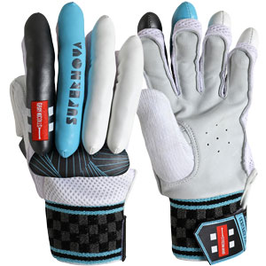 Gray Nicolls Supernova Academy Cricket Batting Gloves