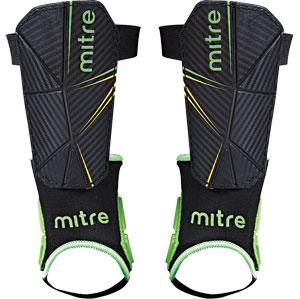 Mitre Delta Ankle Protect Shin Guards
