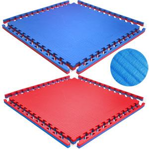 Beemat Reversible Tatami Jigsaw Mat