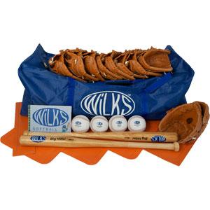 Wilks Junior Softball Set