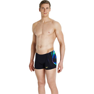 Speedo X Placement Digital V Aquashort