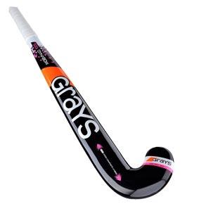 Grays 500i Dynabow Junior Indoor Hockey Stick Pink