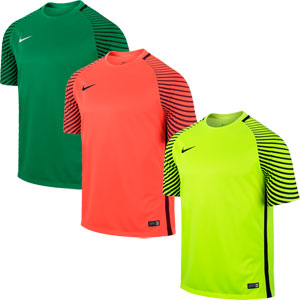 Nike Gardien Short Sleeve Senior Goalkeeper Jersey