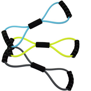 Fitness Mad Figure 8 Resistance Band