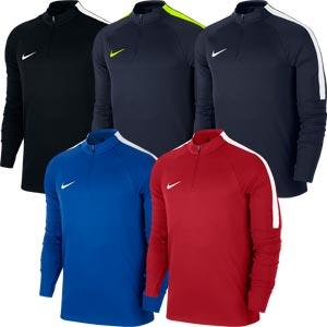 Nike Squad 17 Long Sleeve Senior Drill Top