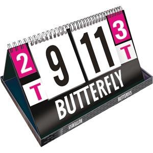 Butterfly Duo Scoring Machine