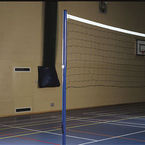 Harrod UK VB5 Socketed Practice Volleyball Posts