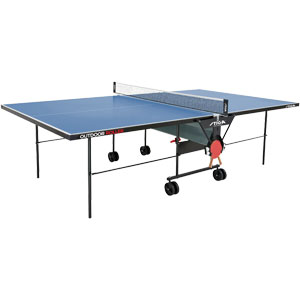 Stiga Outdoor Rollaway Table Tennis Table