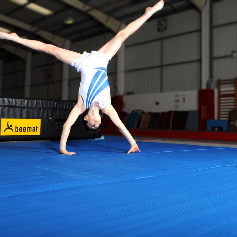 beemat annapurna gymnastics mat